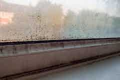 An example of condensation