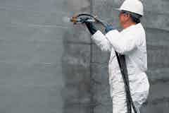 Primary waterproofing