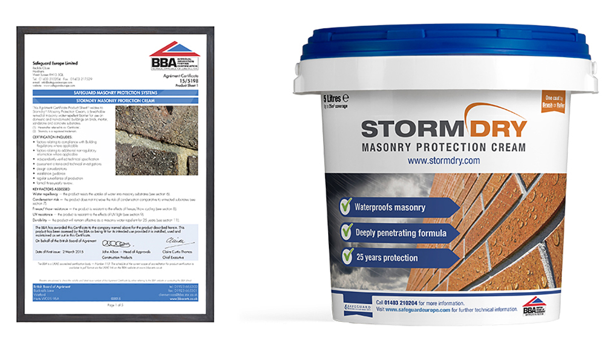 Stormdry BBA Approved