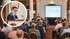 Damp Experts Speak Up at the London Science Museum