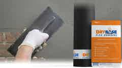 Fast & Easy Replastering Over Damp Walls with Drybase Flex