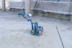 Vandex Super surface preparation