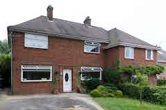 Semi-detached house in Derby