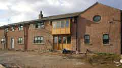 Oldroyd converts 18ᵗʰ Century barn into residential estate