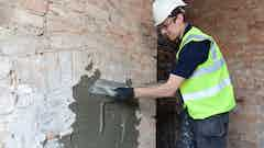Drybase Flex stops chimney salt contamination