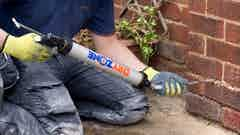Dryzone eliminates rising damp problems in domestic property in Derby