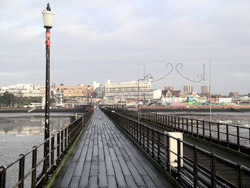 Pier restoration