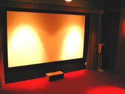 Basement Conversion – Home Cinema