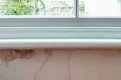 An example of penetrating damp