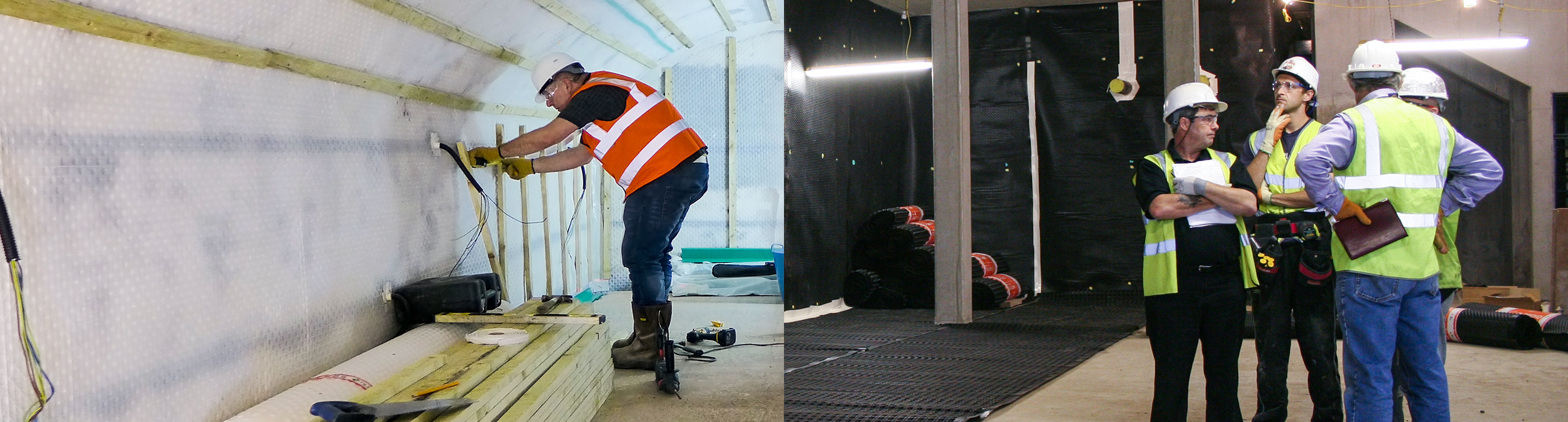 Waterproofing Basements and Underground Structures CPD Seminar (Newbuild + Refurbishment)