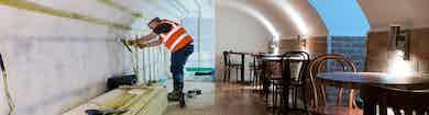 Waterproofing Basements CPD Seminar (Refurbishment)