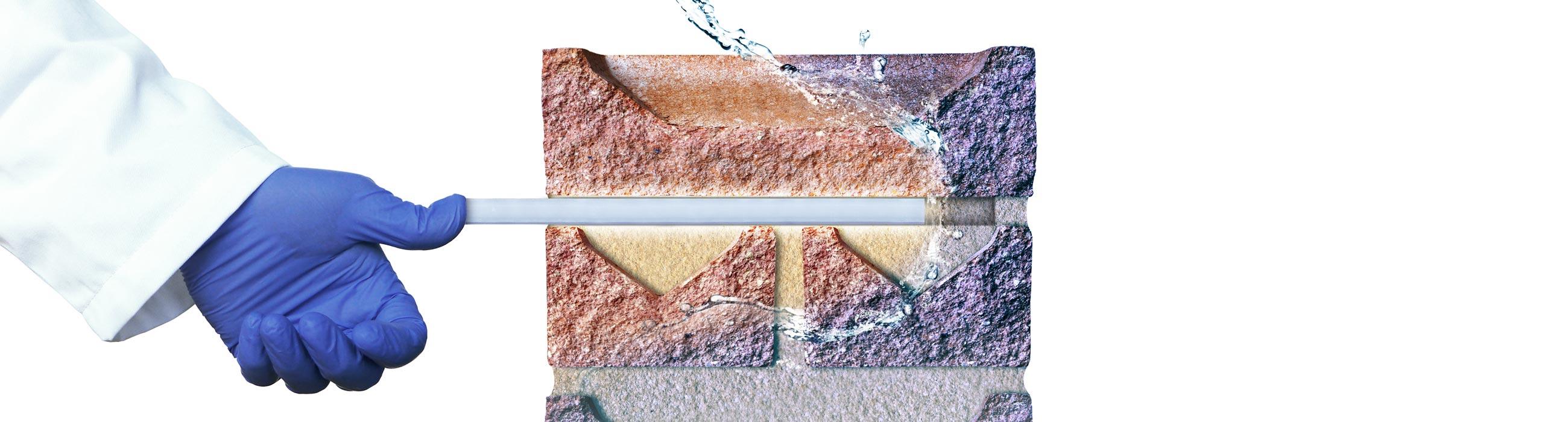 Dryrod High Performance Rising Damp Treatment