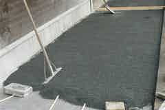 Aggregate over Oldroyd Geotextile Membrane