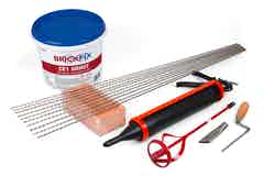 BrickFix Masonry Crack Stitching Kit