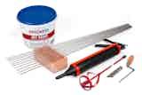 BrickFix Masonry Crack Stitching Kit