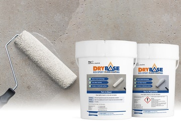 Drybase ECS Epoxy Floor Coatings - Damp-proofing solution for floors