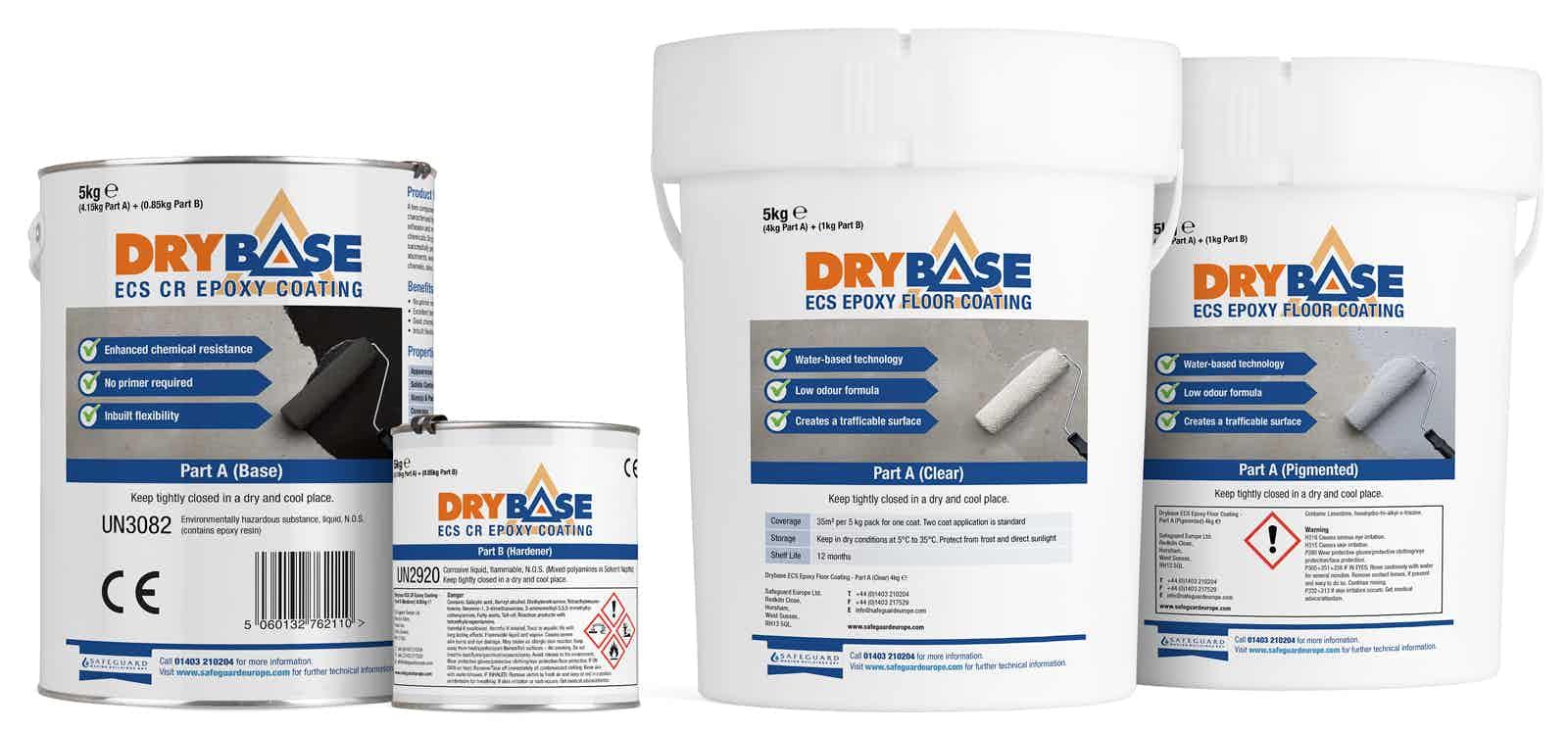 Drybase ECS Epoxy Floor Coating