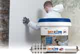 Dryzone Express Replastering System