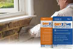 Dryzone Renovation Plasters