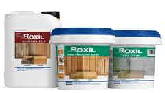 Roxil Wood & Patio Cleaner is compatible with the entire Roxil range