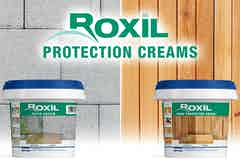 Roxil Wood Protection Cream and Roxil Patio Cream