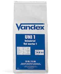 Vandex Unimortar 1 / Unimortar 1Z