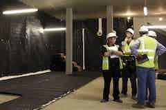 Newbuild basement