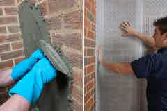 Types of waterproofing system