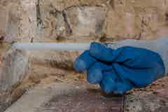 Methods of rising damp treatment