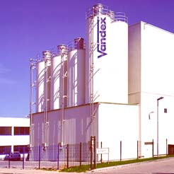 Vandex factory in Germany