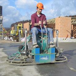 Waterproofing Concrete Slab
