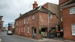 A victorian building that has rising damp issues