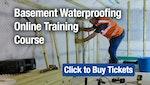 Safeguard Europe Basement Waterproofing Online Training Courses