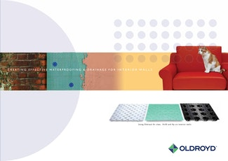 Oldroyd Interior Walls Brochure