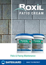 Roxil Patio Brochure