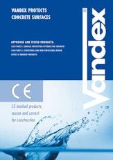 Vandex Ce Marking