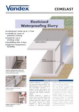 Vandex Cemelast Brochure