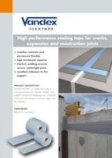 Vandex Flextape Brochure