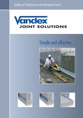 Vandex Joint Solutions Flyer