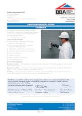 Vandex Bb75 Bba Certificate