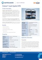Drybase Liquid Applied Dpm Datasheet