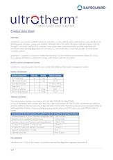 Ultrotherm Datasheet