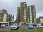 A block of flats suffering from penetrating damp in Essex