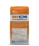 Dryzone Hi-Lime Renovation Plaster