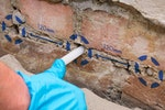 Dryrod Damp-Proofing Rod insertion