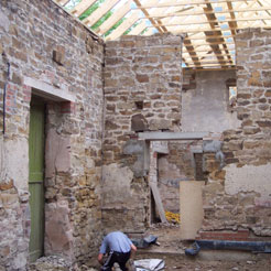 Damp‐proofing Solutions For Barn Walls And Floors