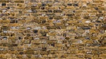 Damaged brickwork and mortar