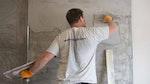 Applying Dryzone Damp-Resistant Plaster