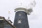 Grade 2 listed windmill in Reigate, UK