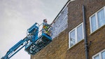Stormdry stops penetrating damp in Council Owned Estate in Crawley